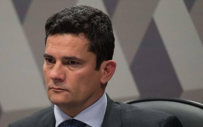 Ex-ministro Sérgio Moro