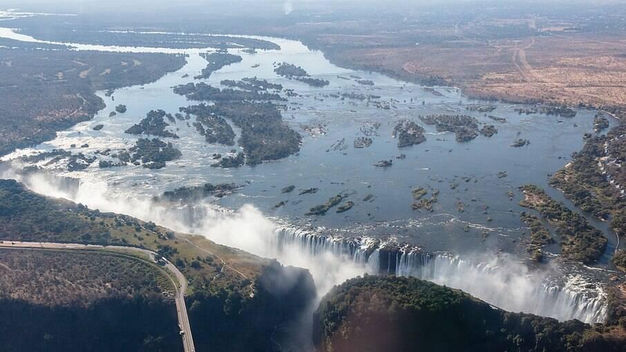 Entre as principais atrações está o Parque Nacional Matusadona, no Zimbábue, que estimula a recreação e a preservação da vida selvagem