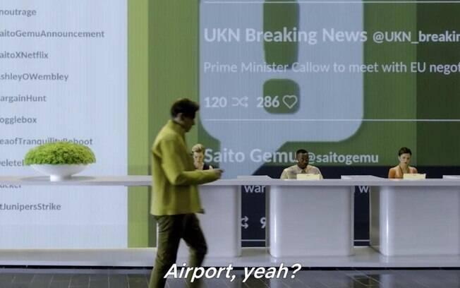 Cena do primeiro episódio da 5ª temporada de
