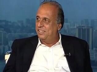 Luiz Fernando Pezão anuncia cortes para conter sangria com perdas na arrecadação