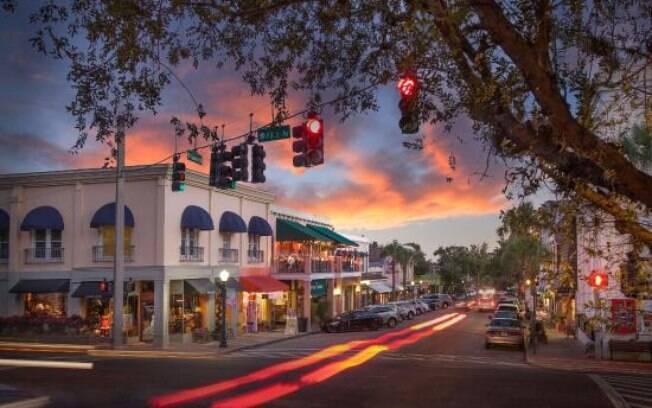 Orlando é cercada de diversas pequenas cidades e vilas que são muito charmosas e ótimas para ter experiências mais locais