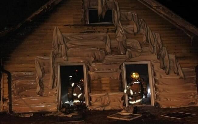 Incêndio em creche dos Estados Unidos deixou cinco crianças mortas