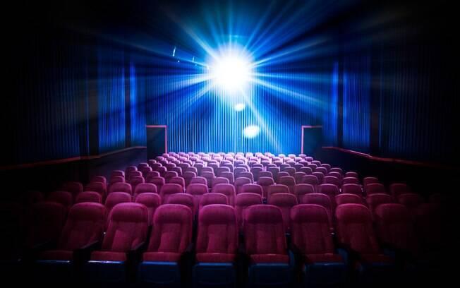Reserve uma sala do cinema para comemorar o aniversário do seu filho