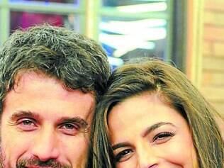 Eriberto Leão e Emanuelle Araújo vão formar um par romântico.