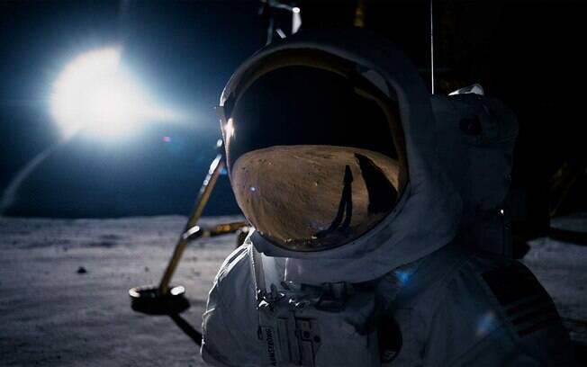 """""""Primeiro Homem"""" une introspecção e espetáculo ao recriar jornada à Lua"""