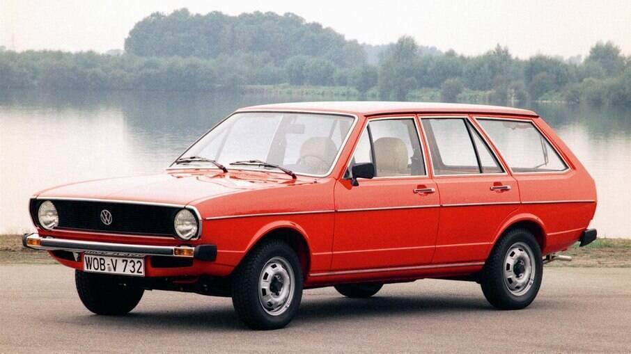 VW Passat Variant: pela cara dele você deve ser lembrar apenas da versão de estilo fastback, que estreou no Brasil em 1974