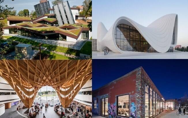 Os centros culturais reúnem muitas manifestações artísticas e impressionam os turistas por suas belas arquiteturas