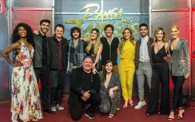Dança dos famosos anuncia dos 12 participantes da temporada de 2018