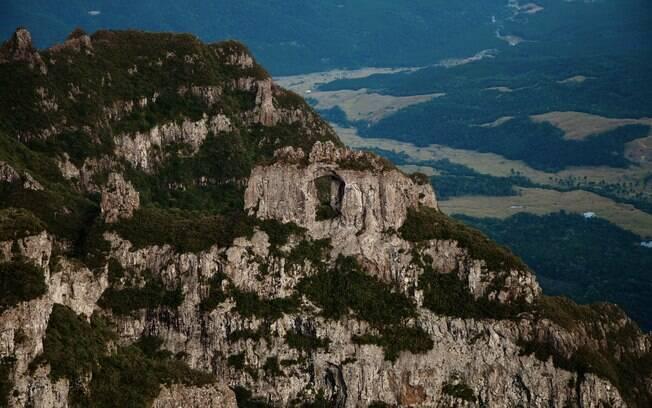 Morro da Igreja, um dos cartões postais da irresistível Urubici.