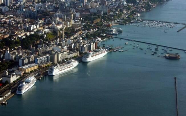 Salvador lidera ranking de lugares baratos para viajar