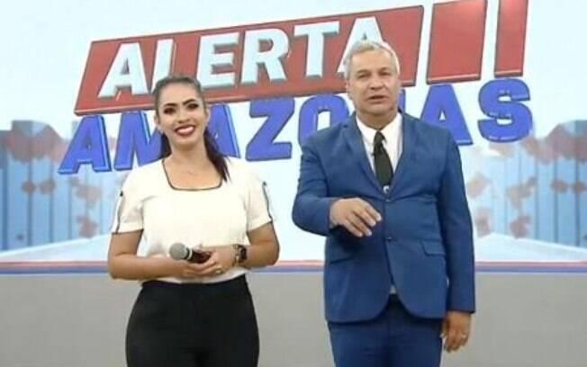 Sikêra Jr. foi substituído por Mayara Rocha