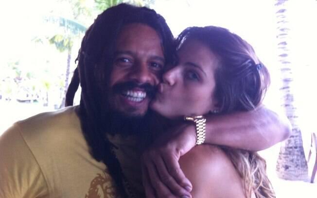 Isabeli Fontana e Rohan Marley: o amor está no ar