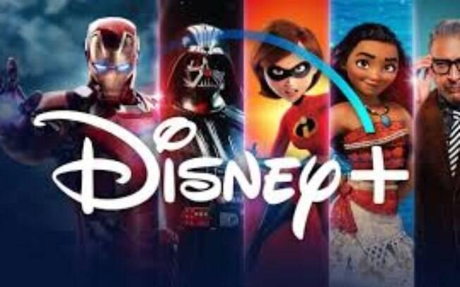 Streaming da Disney + chega ao Brasil