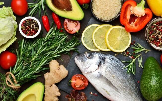 dieta mediterrãnea
