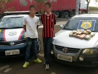 Suspeitos devem responder por tráfico internacional de drogas