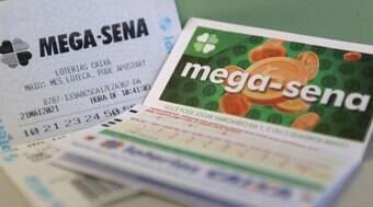 Mega-Sena da Sorte sorteia prêmio de R$ 16,9 milhões nesta terça