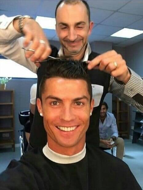 Ricardo Marques Ferreira era o cabeleireiro de Cristiano Ronaldo