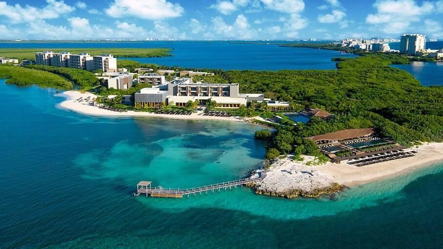 Resort & Spa Nuzic, em Cancún - MEX
