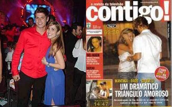 Wanessa e Dado Dolabella tiveram um relacionamento conturbado e recheado de brigas durante 2001 e 2003