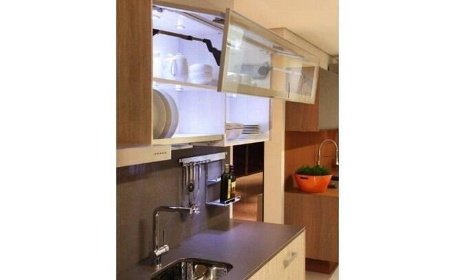 Confira soluções em cozinhas planejadas - Arquitetura - iG