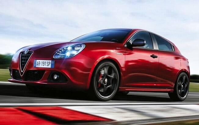 Alfa Romeo Giulieta Sprint