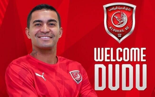Dudu assinou por um ano com o Al Duhail