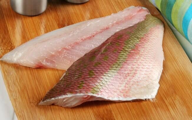 Peixe: 100g a 150g, de 2 a 3 vezes na semana. Foto: Getty Images