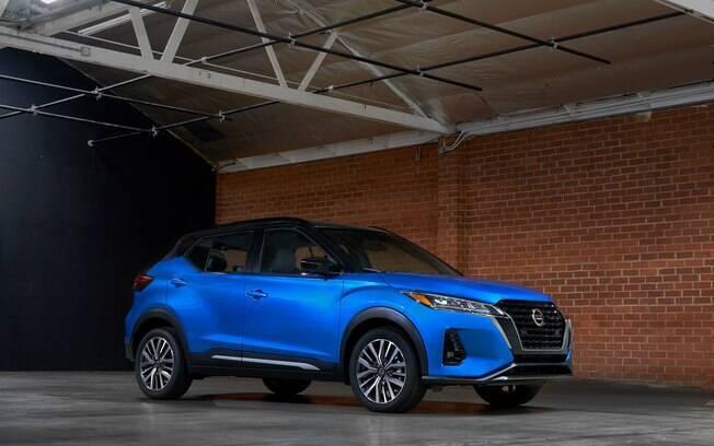 Nissan Kicks 2021: assim será o SUV renovado que começa a ser vendido no Brasil no segundo trimestre de 2021