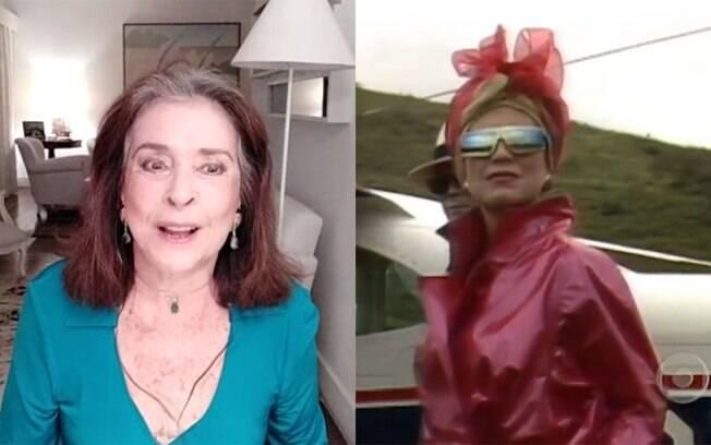 Betty Faria fala de Vivúva Porcina