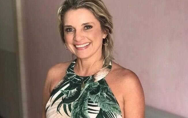 A empresária Jamile de Oliveira Correia, que teria sido morta pelo namorado