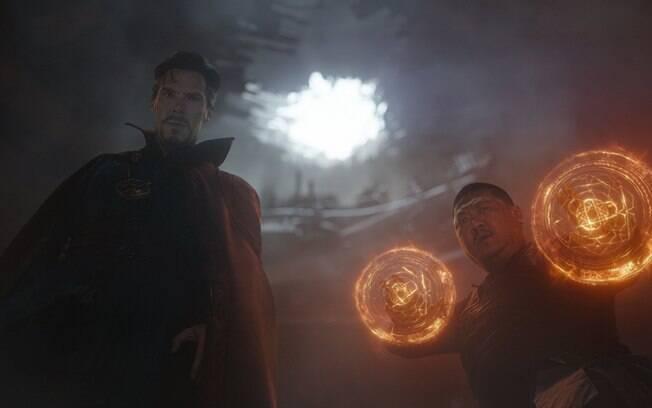 Doutor Estranho e Wong