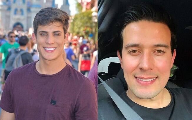 Tiago Ramos e Thiago Salvático