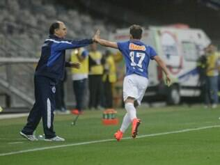 Esportes - Belo Horizonte  / BRASIL Cruzeiro x Bahia partida valida pelo campeonato brasileiro valido pela 20 rodada.  Foto: Uarlen Valerio/ - 11-09-2014