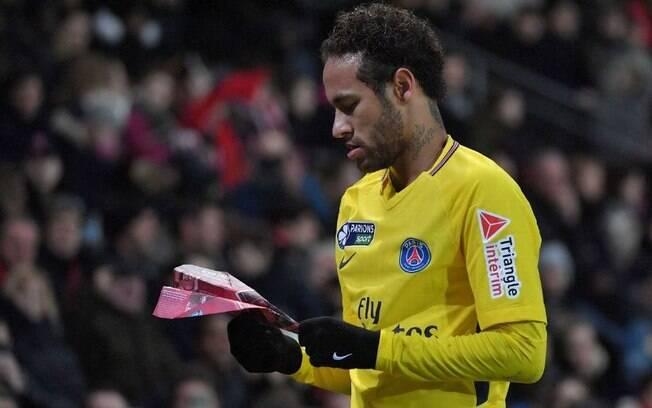 Neymar estaria na mira do Real Madrid, que quer trazê-lo de volta ao Campeonato Espanhol