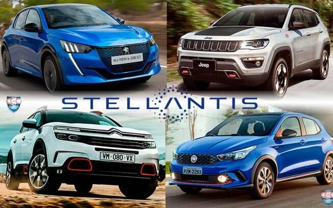 Empresas que fazem parte da fusão formarão o quarto maior grupo automobilístico mundial sob o nome Stellantis