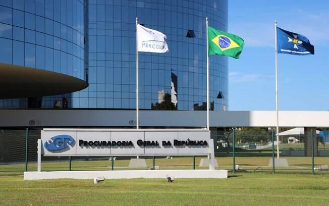 Sede do Ministério Público Federal, que investiga os desvios na Petrobras. Foto: Futura Press