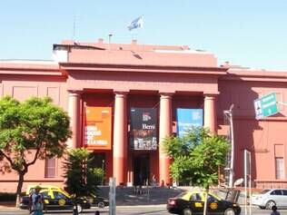 Museo Nacional de Bellas Artes, inaugurado em 1896, tem entrada gratuita