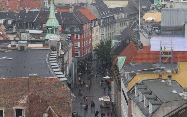 Dinamarca está na segunda posição  do Índice Global da Paz