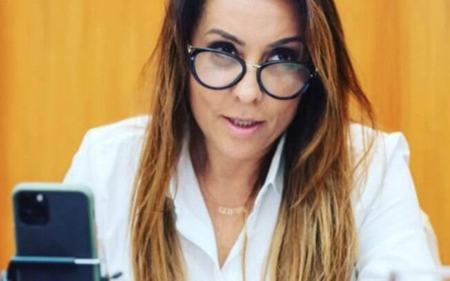 Glória Heloiza é candidata do PSC à Prefeitura do Rio