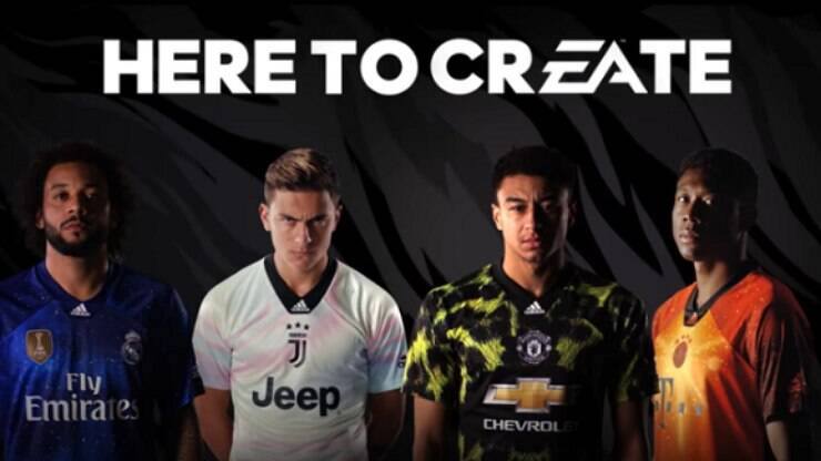 644a2f779796e Adidas lança camisas de futebol especiais inspiradas no Fifa 2019 -  Internacional - iG