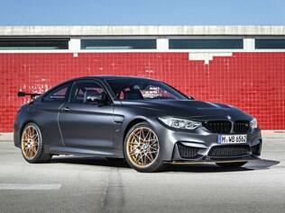 BMW lança primeiro carro do mundo