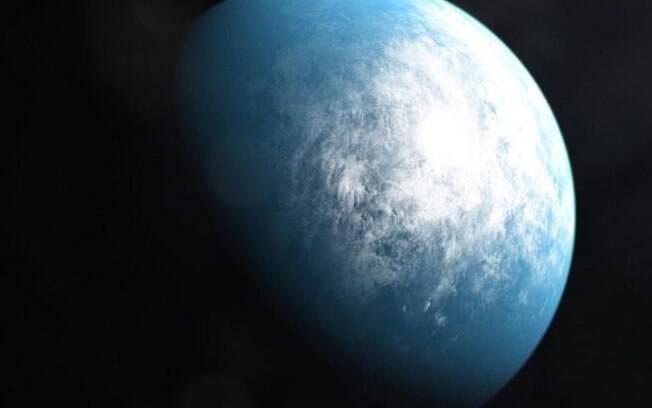 O TOI 700 d, a cerca de 100 anos-luz de distância, é o primeiro exoplaneta com as dimensões da Terra localizado na zona habitável descoberto pelo satélite TESS