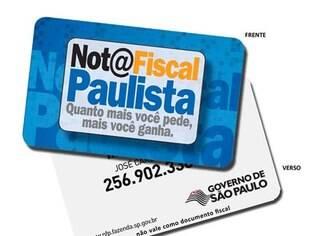 Com cartão, consumidor não precisa ditar o CPF ao lojista