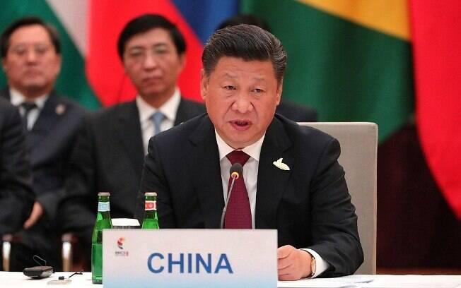 Em julho de 2018, Pequim acusou Washington de violar as regras da OMC e lançar