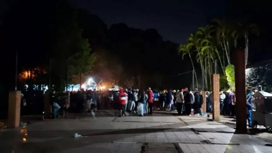 Festa Clandestina é encerrada em Jundiaí (SP)