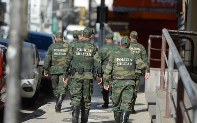 Polícia Militar no Rio Grande do Norte