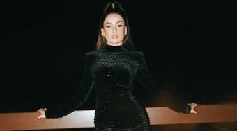 Vestido usado por Juliette em live de Safadão custa R$ 10,3 mil