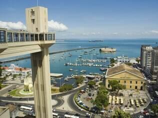 Salvador é uma das cidades mais visitadas do Brasil