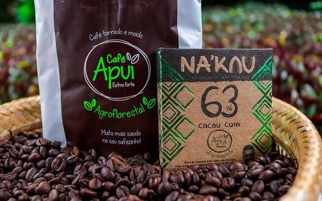 63 mil pacotes de 250g de café foram vendidos em 4 anos