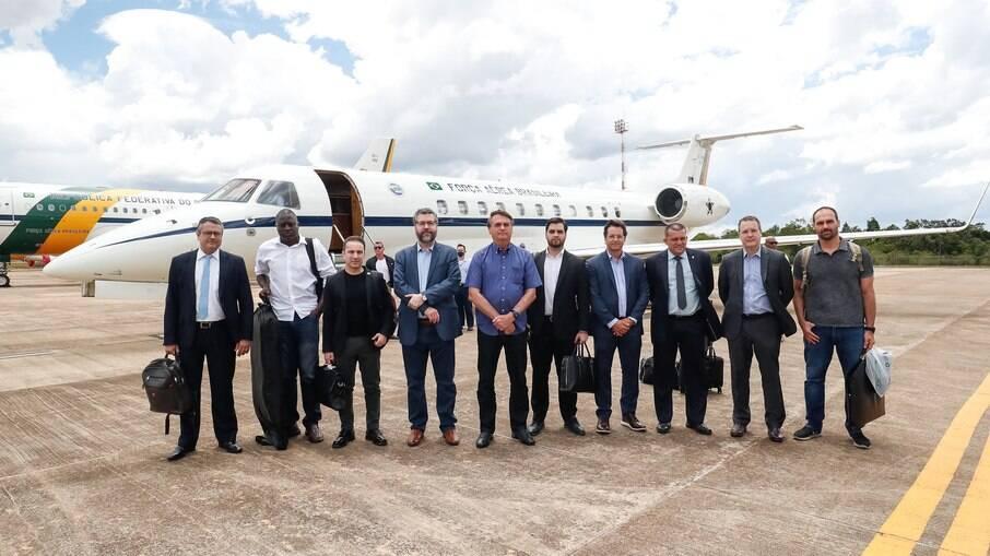 CPI da Covid investigará viagem de comitiva brasileira a Israel